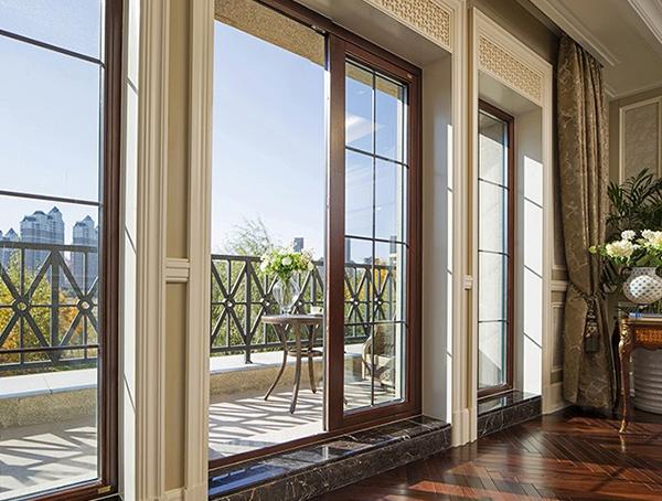 A86-Outward Opening Window
