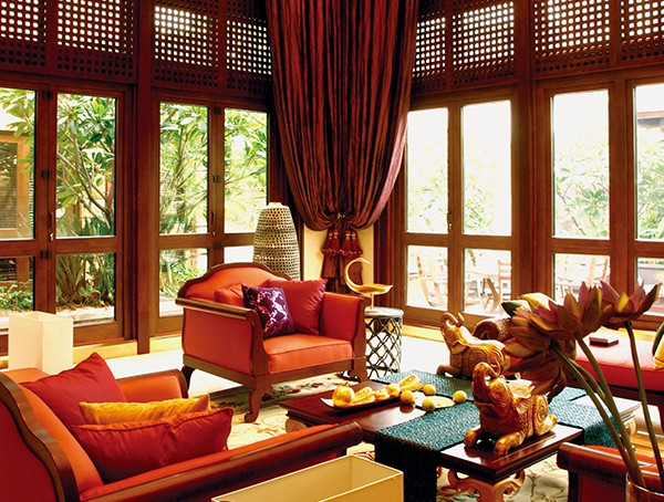 W68-Pure Wood Outward Opening Window