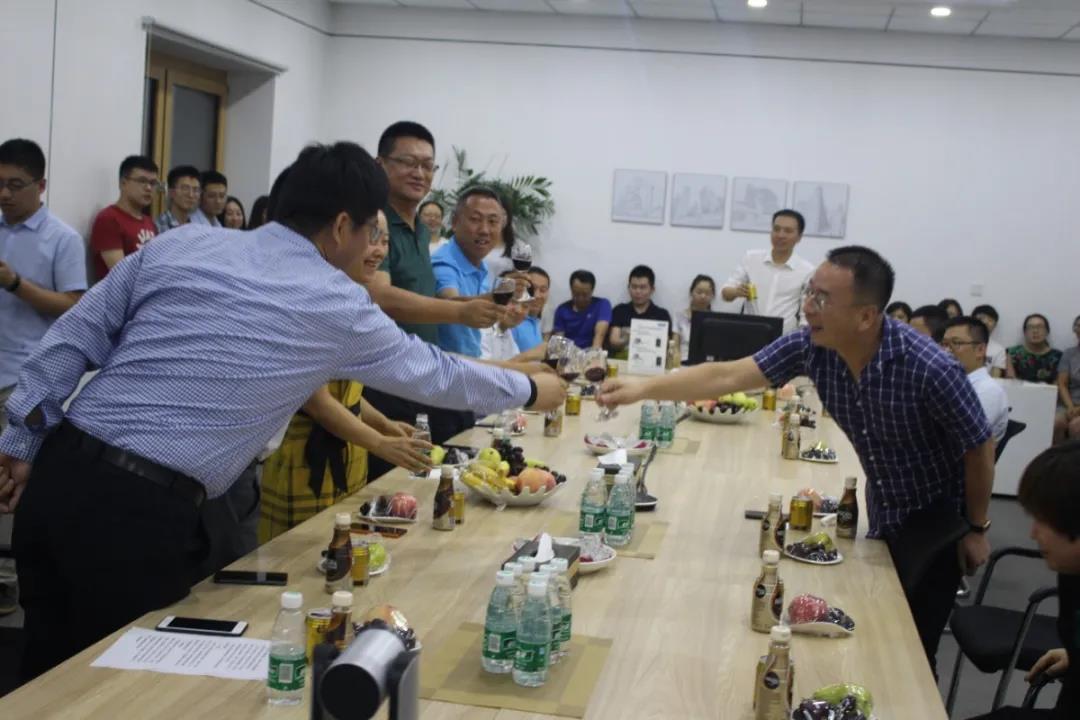 森鹰双城二期工厂荣获2020省数字化示范车间称号