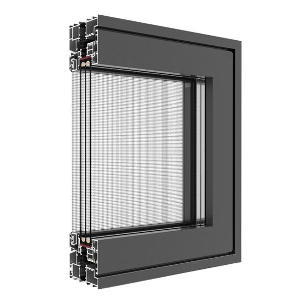 JE110-Inward Opening Window