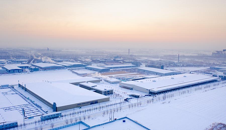 Sayyas Harbin Shuangcheng Factory