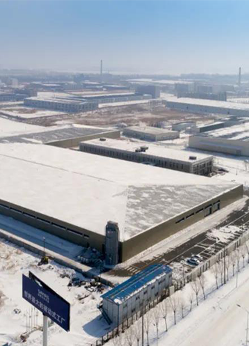 The world's largest passive factory in Blizzard