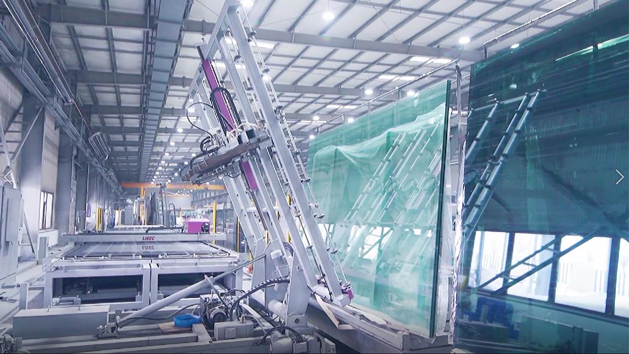 Sayyas Glass Deep Processing Center